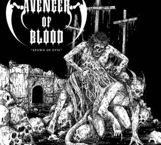 Avenger Of Blood - Spawn Of Evil
