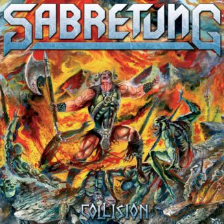 Sabretung - Collision