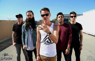 The Red Jumpsuit Apparatus (USA)