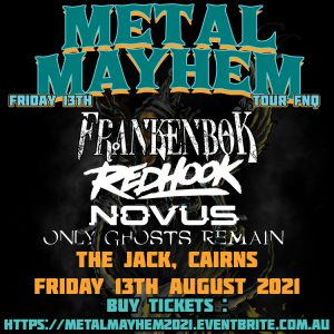 Metal Mayhemartwork